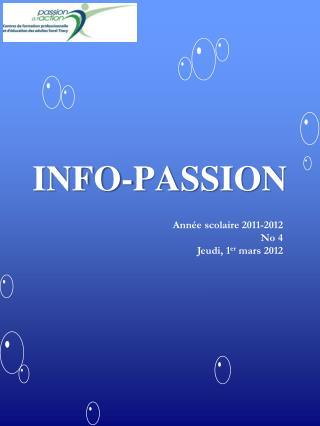 INFO-PASSION
