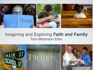 Healthy Congregations:  Part 3