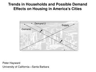 Trends in Households and Possible Demand Effects on Housing in America's Cities