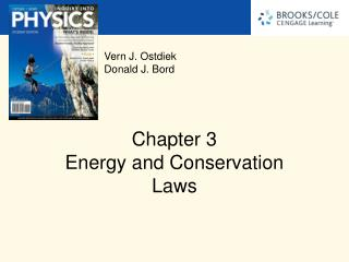 Chapter 3 Energy and Conservation Laws