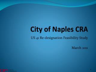 City of Naples CRA