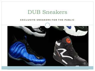 DUB Sneakers