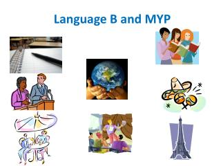 Language B and MYP