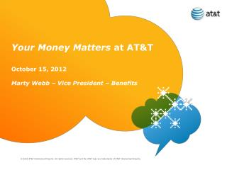 Your Money Matters  at AT&T
