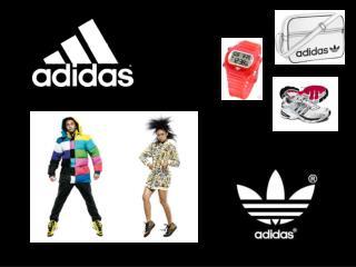 História značky  Adidas  ...