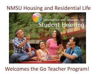 NMSU Housing and Residential Life