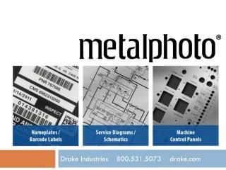 Drake Industries    800.531.5073    drake.com