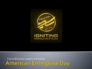 American Enterprise Day