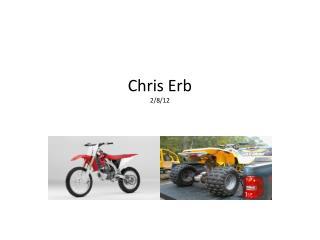 Chris Erb 2/8/12