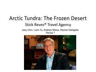 Arctic Tundra: The Frozen Desert
