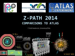 Z-path 2014 comparisons to ATLAS