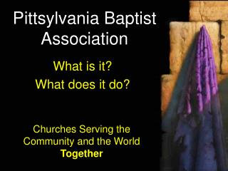 Pittsylvania Baptist Association