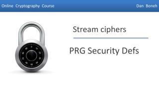 PRG Security  D efs