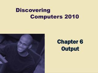 Chapter 6 Output