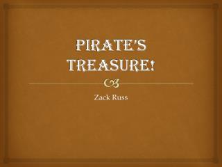 Pirate's Treasure!