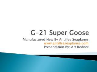 G-21 Super Goose