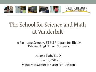 The School for Science and Math at Vanderbilt
