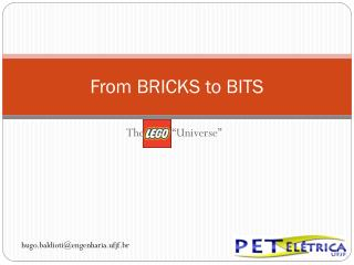From  BRICKS  to  BITS