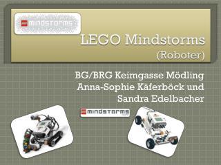 LEGO  Mindstorms (Roboter)