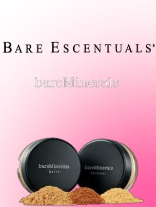 bareMinerals  Difference