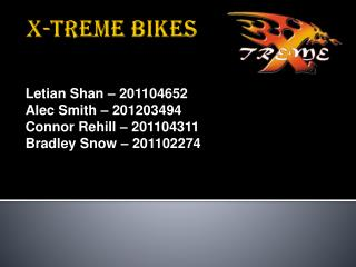 X- Treme  Bikes