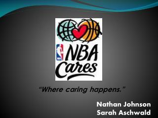 Nathan Johnson Sarah  Aschwald