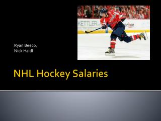 NHL Hockey Salaries