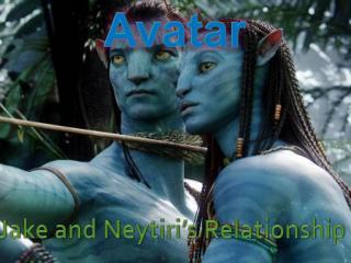 Jake and Neytiri's Relationship