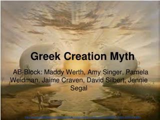 Greek Creation Myth
