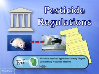 Pesticide Regulations