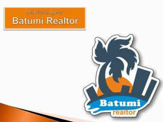 Real Estate Agency Batumi Realtor