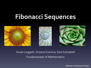 Fibonacci Sequences