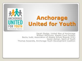 Anchorage United for Youth