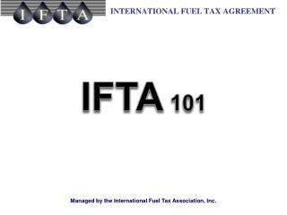 IFTA 101