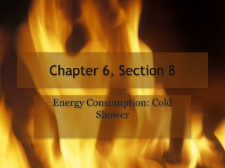 Chapter 6, Section 8