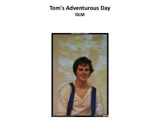 Tom's Adventurous Day DLM