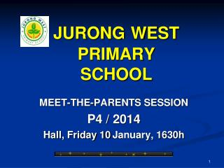 JURONG WEST PRIMARY SCHOOL