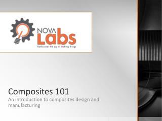 Composites 101