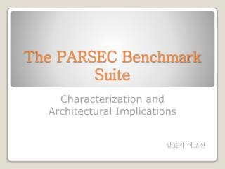 The PARSEC Benchmark Suite