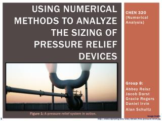 Using Numerical Methods to Analyze the Sizing of Pressure Relief Devices