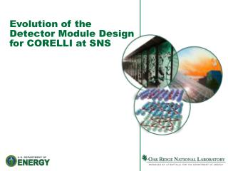 Evolution of the Detector Module Design for CORELLI at SNS