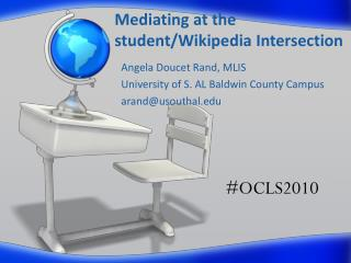 Mediating at the student/Wikipedia Intersection