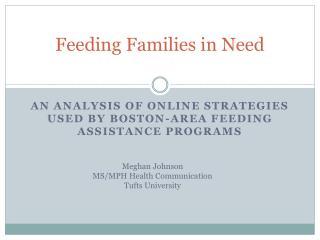 Feeding Families in Need