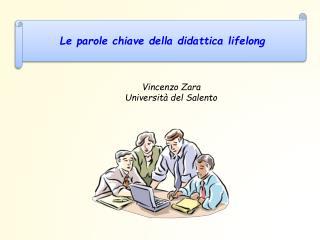 Le parole chiave della didattica  lifelong