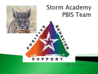 Storm Academy PBIS Team