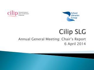 Cilip  SLG