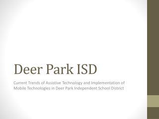 Deer Park ISD