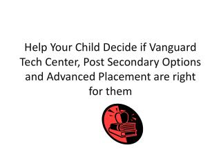 Vanguard Tech Center