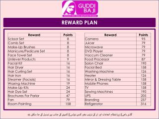 REWARD PLAN
