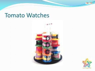 Tomato Watches